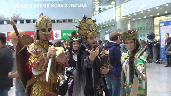 Comic Con Russia - Sputnik Латвия