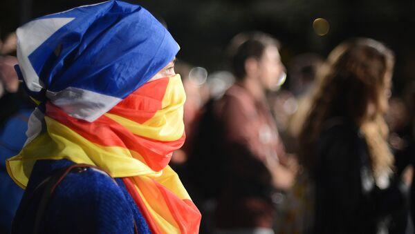 Референдум о независимости Каталонии - Sputnik Латвия