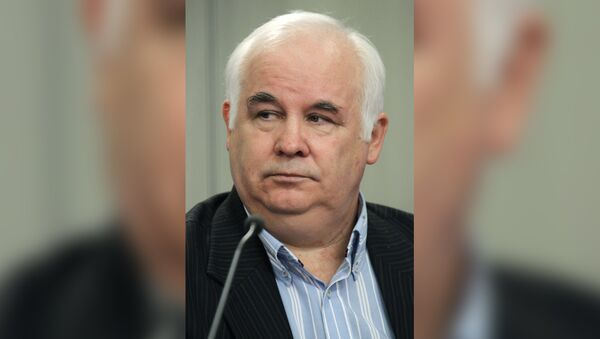 Сергей Кривошеев - Sputnik Латвия