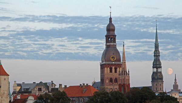 Осенняя Рига - Sputnik Латвия