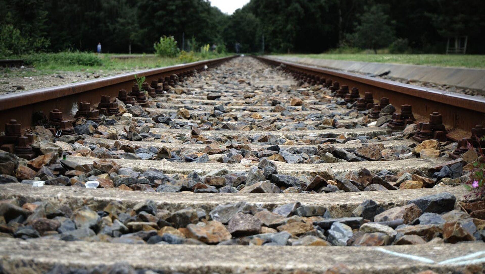 Железная дорога - Sputnik Латвия, 1920, 20.05.2021