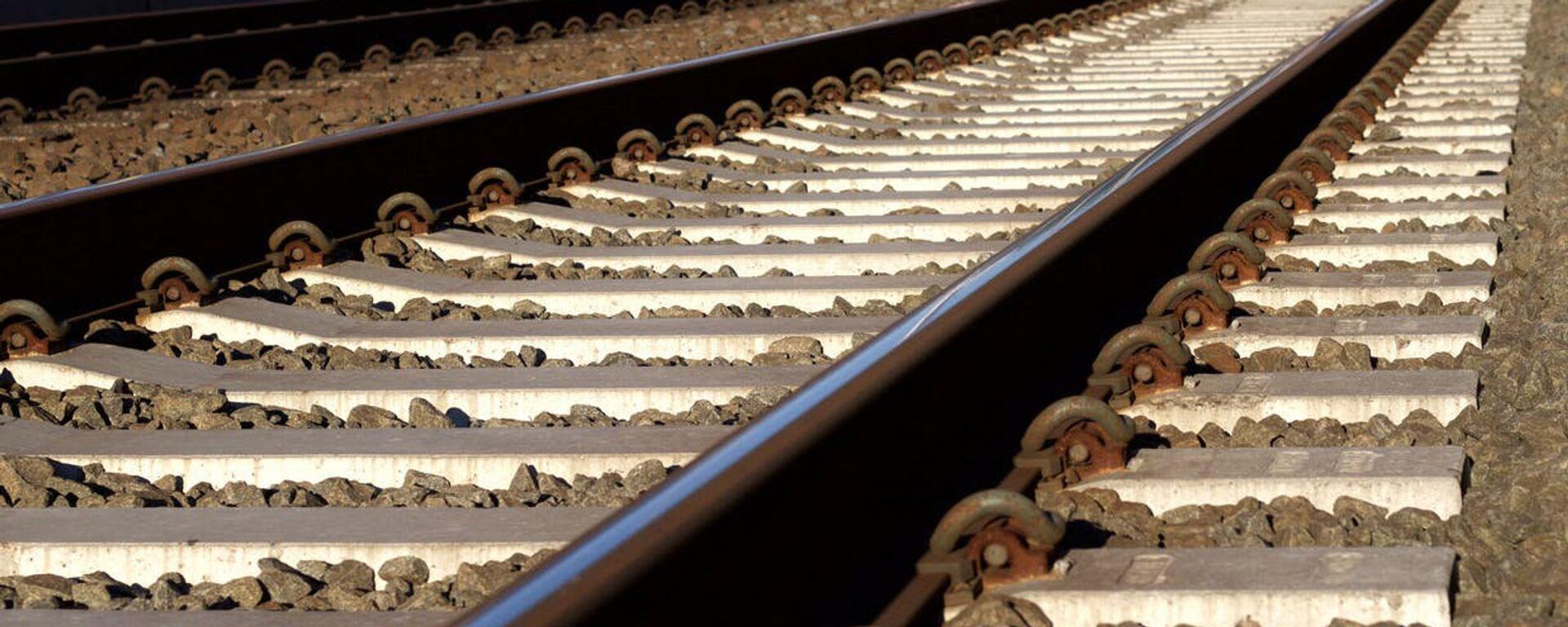Железная дорога - Sputnik Латвия, 1920, 04.10.2021