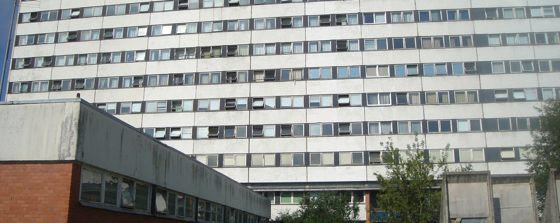 Рижская Восточная клиническая университетская больница - Sputnik Латвия, 1920, 06.09.2021