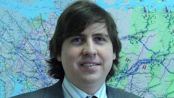Алексей Гривач - Sputnik Латвия