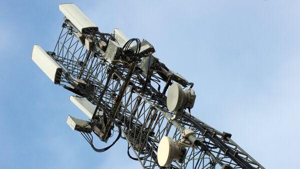 Вышка мобильной связи стандарте LTE - Sputnik Latvija
