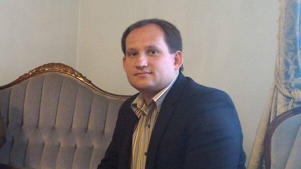 Андрей Солопенко - Sputnik Латвия