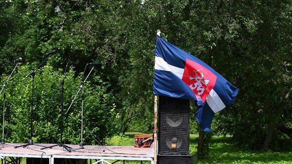 Латгальский флаг - Sputnik Латвия