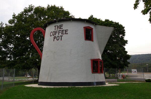 Кофейный чайник (Бедфорд, Пенсильвания) - Sputnik Латвия