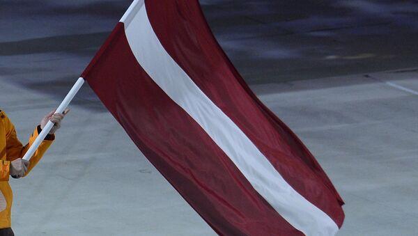Латвийский флаг - Sputnik Latvija