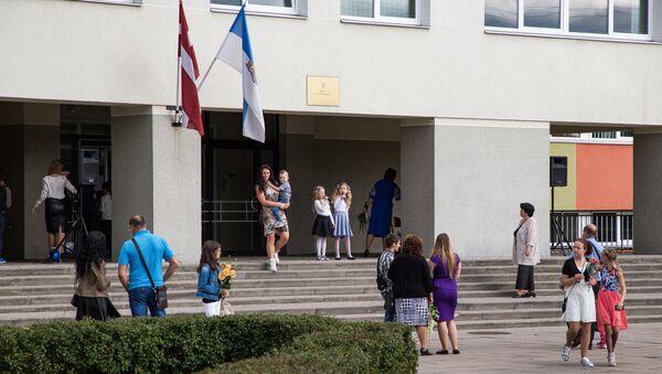 Школа - Sputnik Латвия