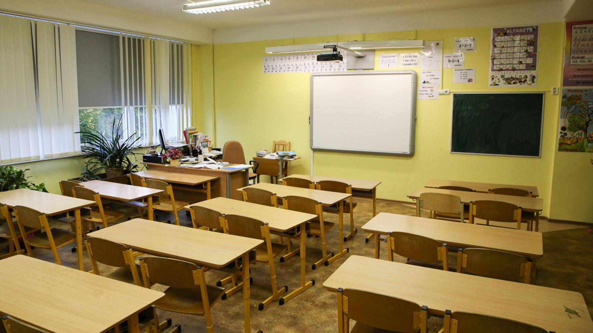 Mācību klasē - Sputnik Latvija, 1920, 28.09.2021