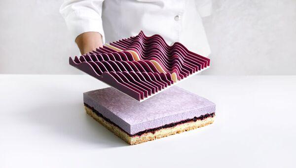 Торт от архитектора Динары Касько - Sputnik Латвия