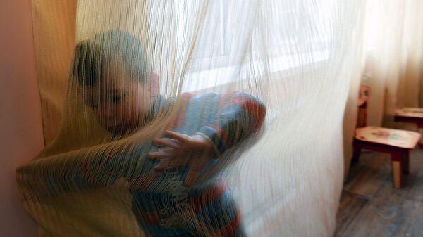 Воспитанник детского дома - Sputnik Латвия