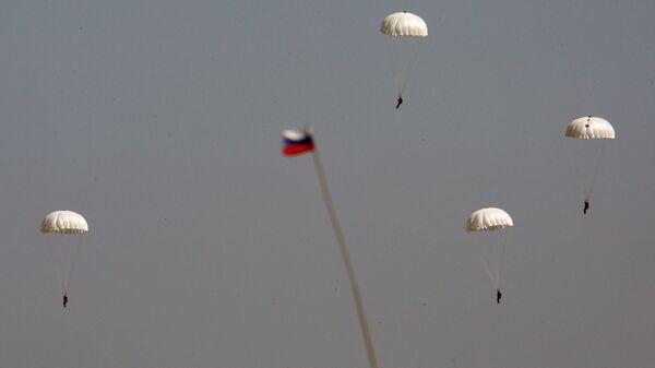 Desantēšana - Sputnik Latvija