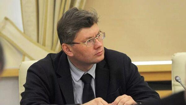 Начальник сектора региональной безопасности Центра евроатлантических и оборонных исследований РИСИ Сергей Ермаков - Sputnik Латвия