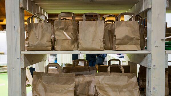 Papīra maisiņi, foto no arhīva - Sputnik Latvija