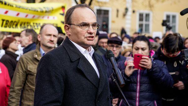 Депутат Сейма Игорь Пименов - Sputnik Латвия