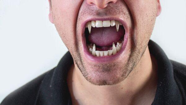 Зубы вампира - Sputnik Latvija