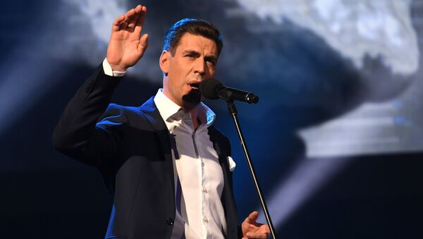 Актер Дмитрий Дюжев - Sputnik Латвия