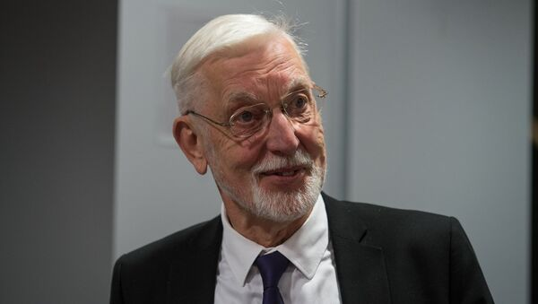 Профессор Латвийского университета, теолог и востоковед Леонс Тайванс - Sputnik Latvija