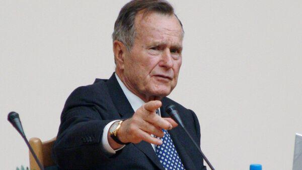 Džordžs Bušs - Sputnik Latvija