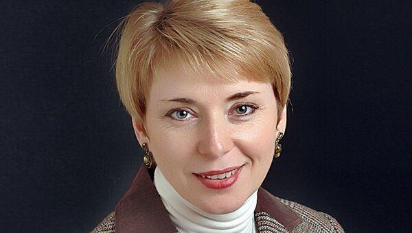 Ольга Васильева (Эстония), врач, практикующий психолог, психотерапевт - Sputnik Латвия