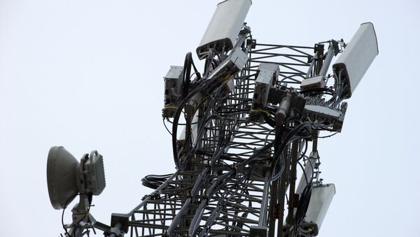 Вышка мобильной связи стандарте LTE - Sputnik Латвия