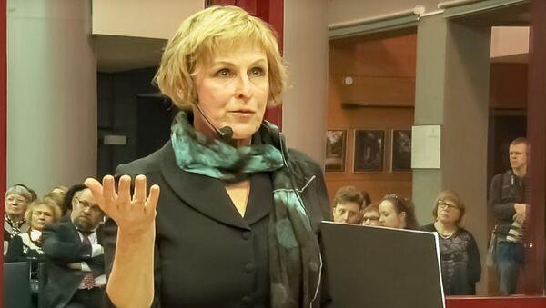 Писательница Рута Ванагайте - Sputnik Латвия