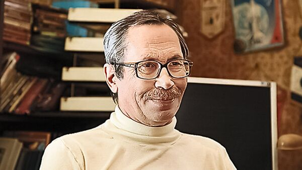 Руководитель Института космической политики Иван Моисеев - Sputnik Латвия