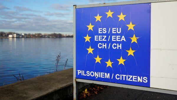 Европейский союз - Sputnik Латвия