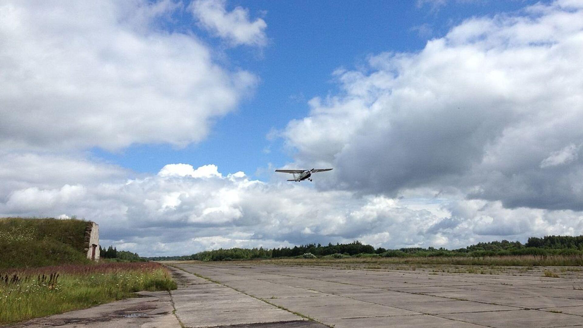 Даугавпилсский международный аэропорт - Sputnik Латвия, 1920, 03.07.2021