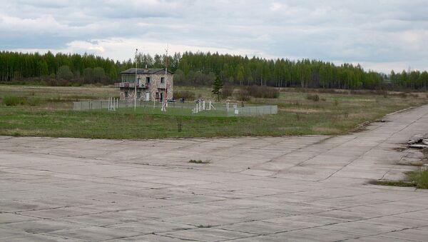 Метеостанция на аэродроме - Sputnik Latvija