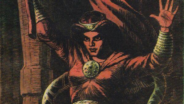 Spīdola - ragana. eposa Lāčplēsis varone - Sputnik Latvija