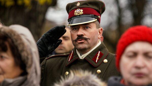 Latvijas armijas virsnieks - Sputnik Latvija