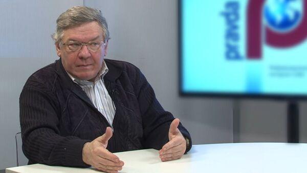 Доктор экономических наук Владимир Васильев - Sputnik Латвия