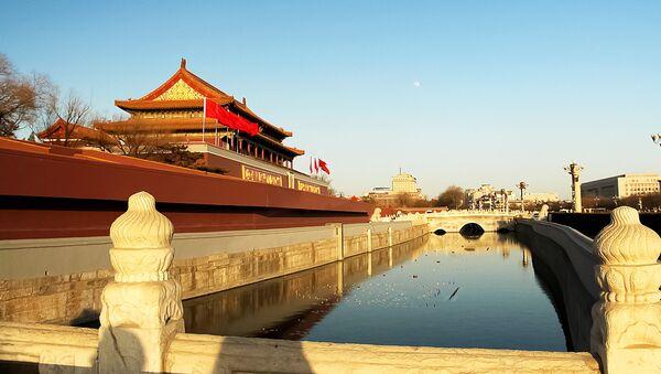 Запретный город в Пекине, Китай - Sputnik Latvija