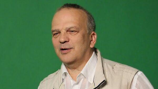 Политолог Константин Воронов - Sputnik Латвия