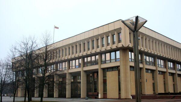 Литовский парламент - Sputnik Latvija