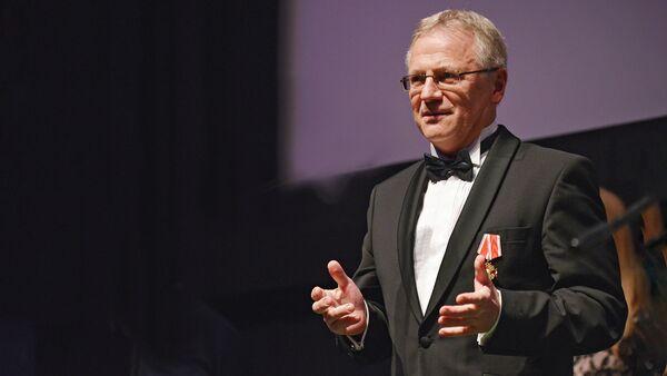 Юрий Бондаренко, президент Фонда поддержки исторических традиций Возвращение - Sputnik Латвия