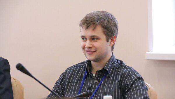 Александр Коньков - Sputnik Латвия
