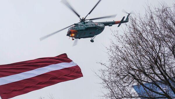 Вертолет Ми-17 латвийских ВВС - Sputnik Латвия