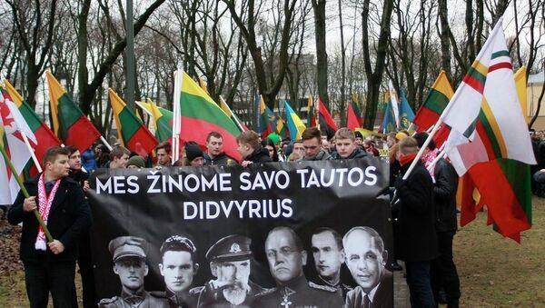 Шествие в Каунасе - Sputnik Латвия