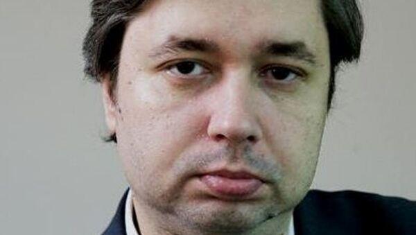 Дмитрий Голубовский - Sputnik Латвия
