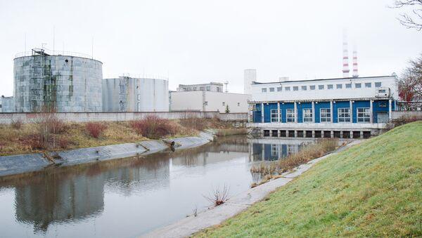 Балтийская электростанция - Sputnik Латвия