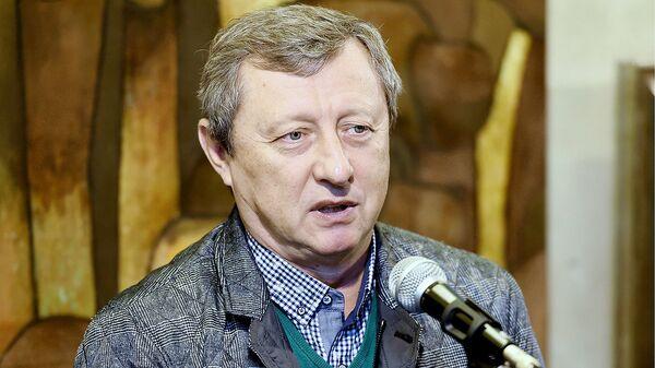 Владелец группы Marika и радио PIK Юрий Журавлев - Sputnik Латвия