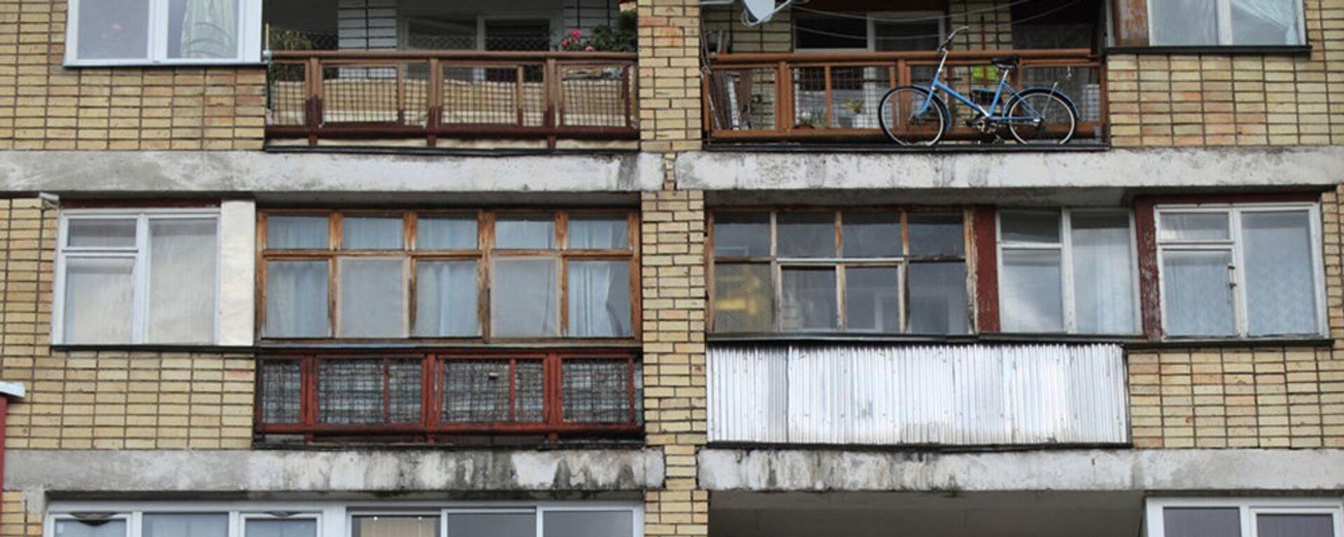 Жилой дом в Риге - Sputnik Latvija, 1920, 07.02.2021