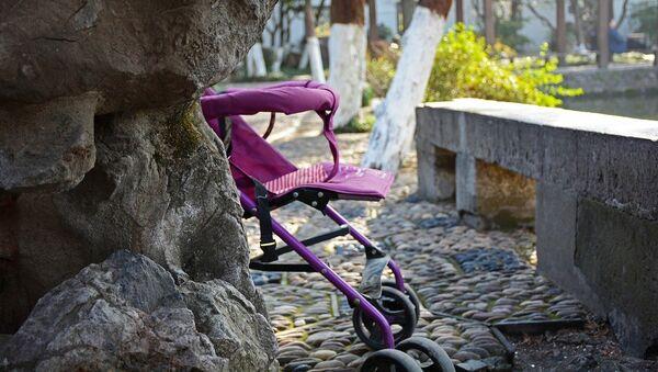 Детская коляска - Sputnik Латвия