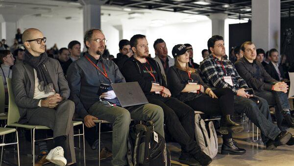 Конференция Baltic Honeybadger 2017 - Sputnik Латвия