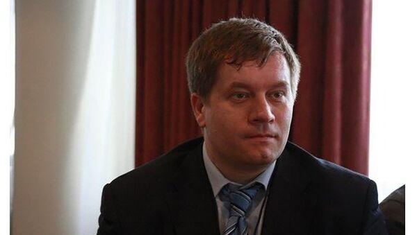 Политолог Павел Святенков - Sputnik Латвия