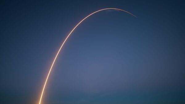 Запуск ракеты - Sputnik Latvija
